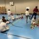SEZ Junioren Fechttraining